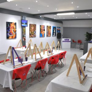 tray arts - custom painting - paint night - paint party -toronto - space rental - event space - party room - 14
