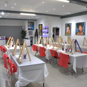 tray arts - custom painting - paint night - paint party -toronto - space rental - event space - party room - 15