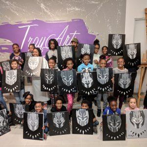 tray arts - custom painting - paint night -toronto-corperate-11