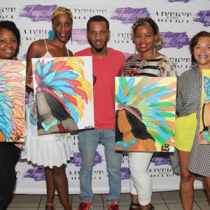 tray arts - custom painting - paint night -toronto-corperate-16